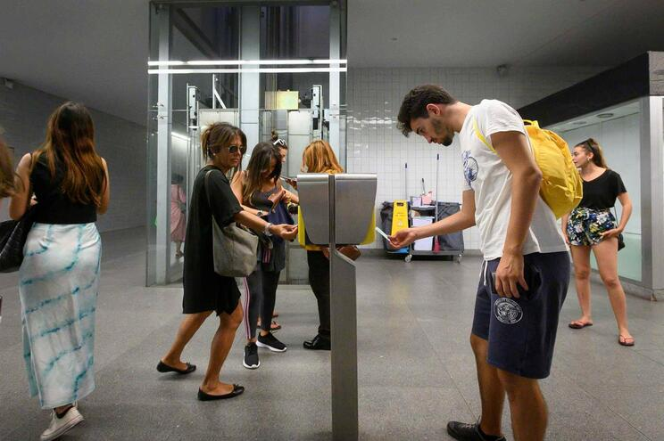 Metro do Porto e Carris reforçam fiscalização