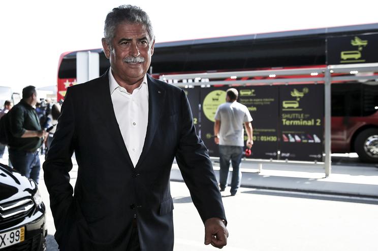 Advogados do Benfica dizem não ter sido imputado crime de branqueamento