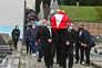 Funeral do antigo treinador Vítor Oliveira