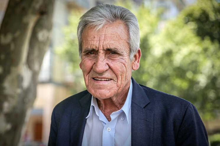 Jerónimo de Sousa é o atual secretário-geral do PCP