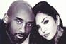 Kobe e Vanessa Bryant
