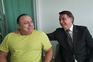 Jair Bolsonaro surge sem máscara junto a ministro da Saúde que testou positivo à covid-19