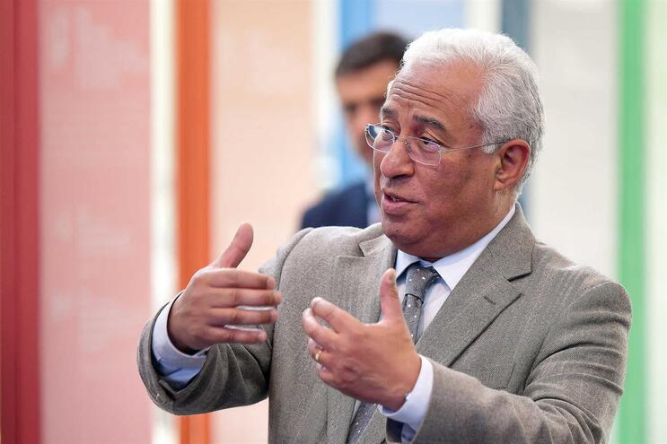 Portugueses estão a apreciar o trabalho do primeiro-ministro, António Costa