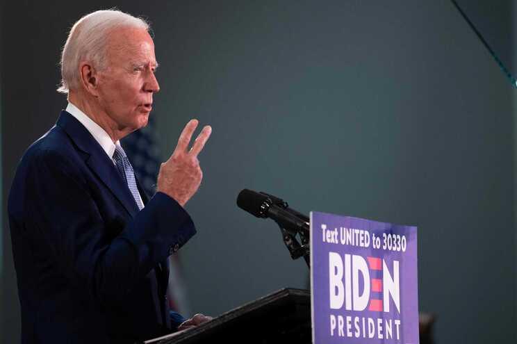Joe Biden assegurou formalmente candidatura democrata às eleições nos EUA