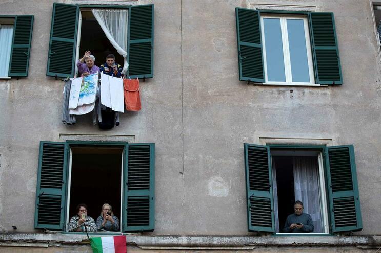El número total de infectados en Italia es de 147.577 y 18.849 personas han muerto.