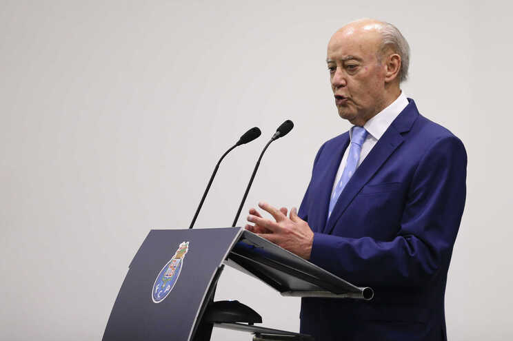 Pinto da Costa, presidente do F. C. Porto