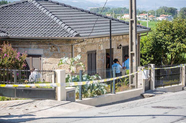 O homicídio ocorreu em 26 de julho de 2019, um dia depois de a vítima ter regressado de França