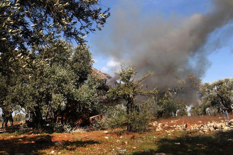 Dois soldados turcos estão entre os mortos