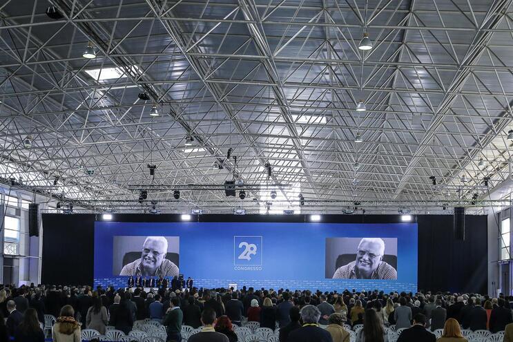 28º Congresso do CDS PP decorre no Parque de Exposições de Aveiro
