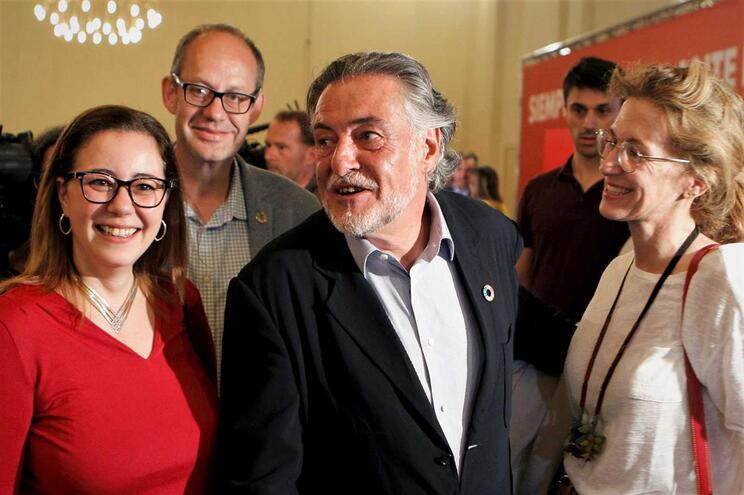PSOE ganha eleições e elege 20 eurodeputados num total de 54