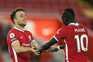 Diogo Jota decisivo no regresso do Liverpool às vitórias