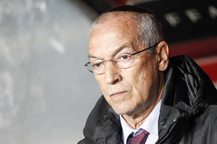 Jesualdo Ferreira é o novo treinador do Santos