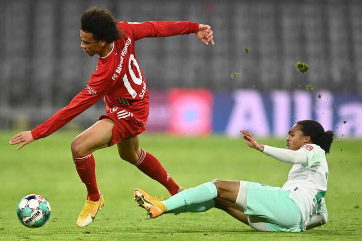 Bayern Munique tropeça mas não cai do trono alemão