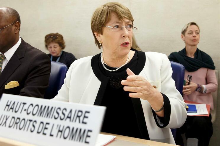 Missão técnica vai preparar visita da alta comissária, a chilena Michelle Bachelet
