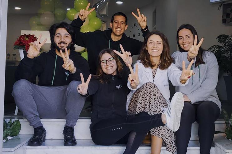 A equipa do Zeusxt, um ginásio de Vila do Conde, já reuniu uma equipa de voluntários