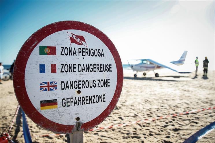 Inglês morto em queda de ultraleve em Olhão não tinha autorização para voar
