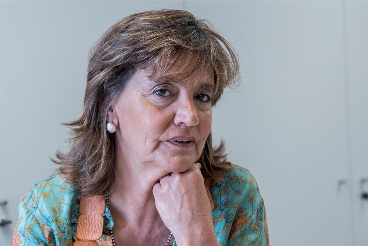 Maria João Valente Rosa, demógrafa