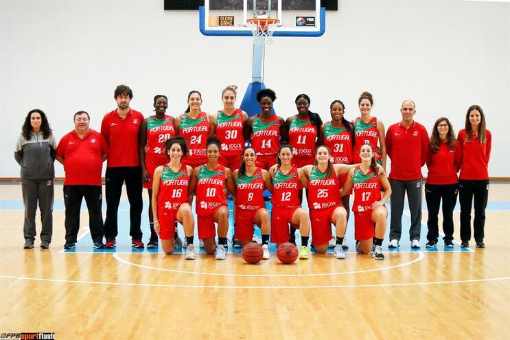Seleção feminina portuguesa