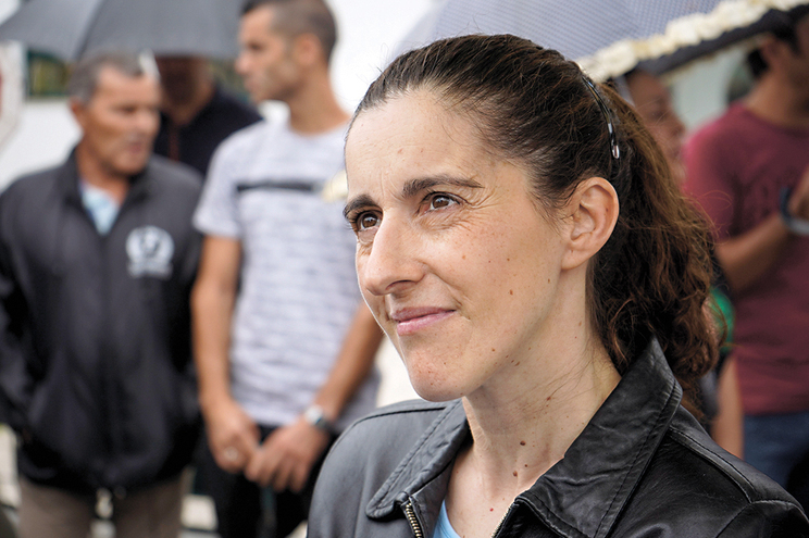 Cristina Tavares intentou processo por assédio moral