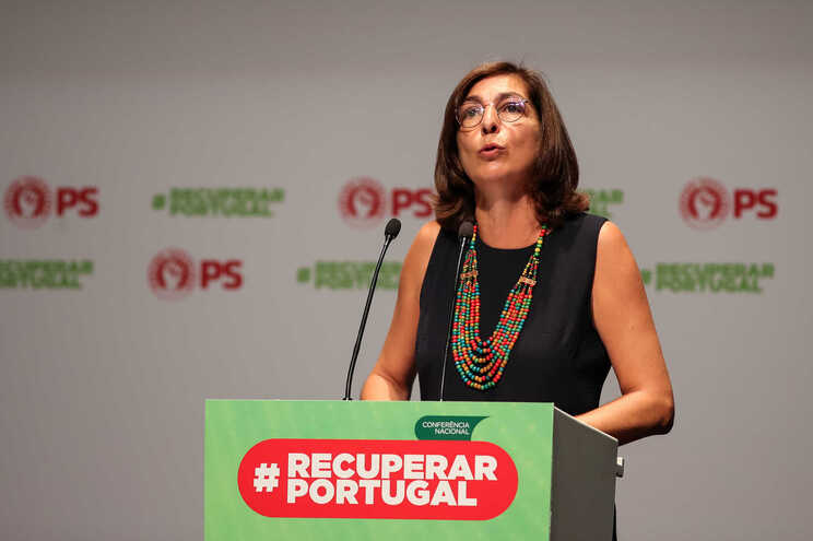 Ana Catarina Mendes, líder parlamentar do PS