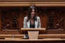 A deputada do Partido Socialista, Isabel Moreira