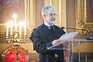 O juiz desembargador Orlando Santos Nascimento foi presidente da Relação de Lisboa