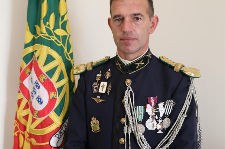 O coronel Carlos Felizardo é o novo comandante territorial da GNR de Viana do Castelo