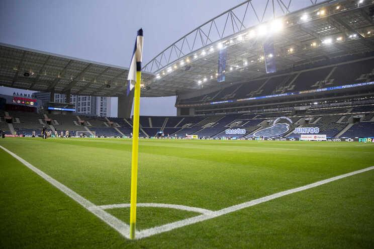 Estádio do Dragão, no Porto