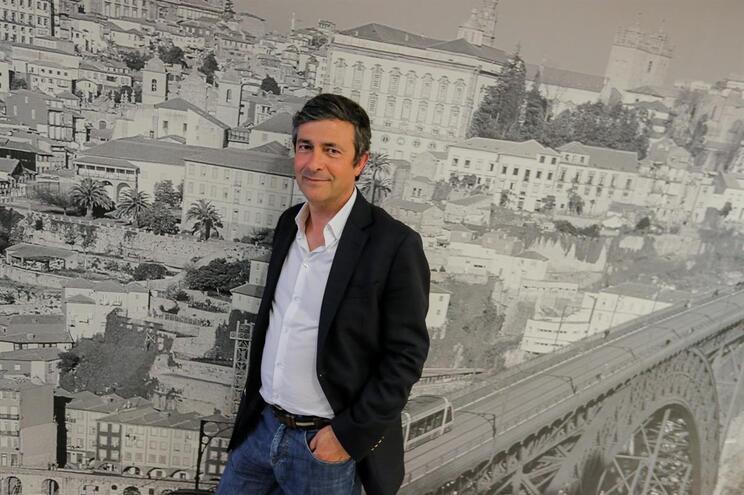 Melchior Moreira, presidente do Turismo do Porto e Norte de Portugal