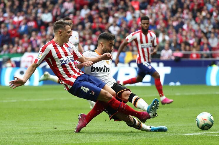 Atlético de Madrid soma terceiro empate seguido na receção ao Valência