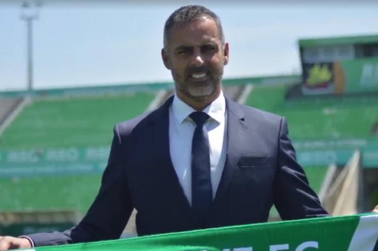 José Gomes é o novo treinador do Rio Ave