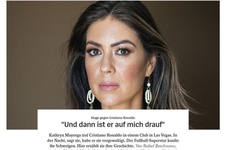 Quem é Kathryn e o que aconteceu na noite que assombra Cristiano Ronaldo?