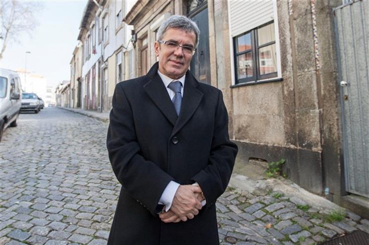 Presidente de Junta da União de Freguesias do Centro Histórico, António Fonseca