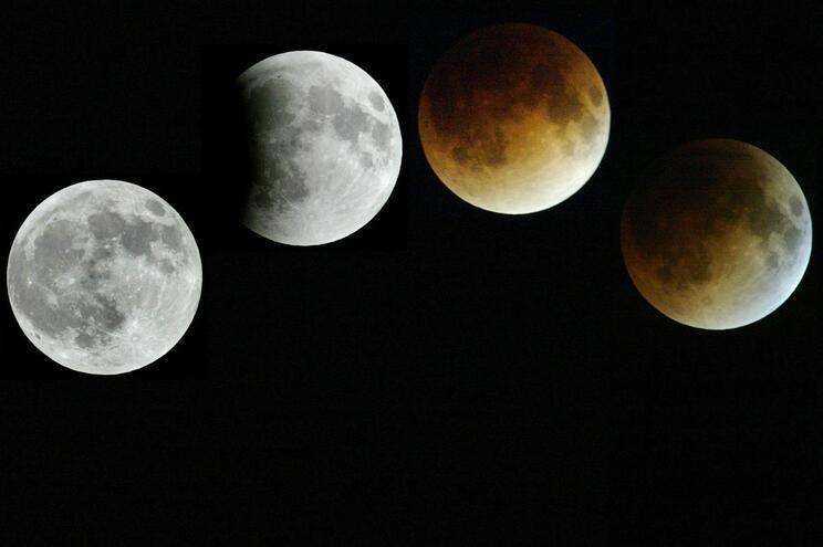 Na sexta-feira, o mais longo eclipse lunar do século chega a Portugal