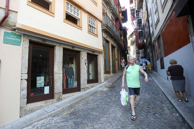 """Há um """"elevado grau de concentração"""" de Alojamento Local na Baixa do Porto"""