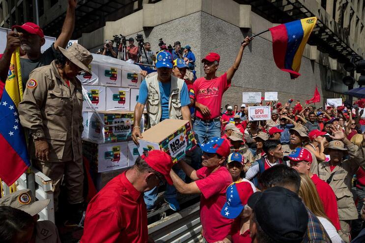 Gabinete da ONU para os direitos humanos vai ser criado na Venezuela