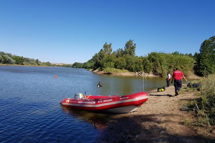 Homem morre afogado em Moura