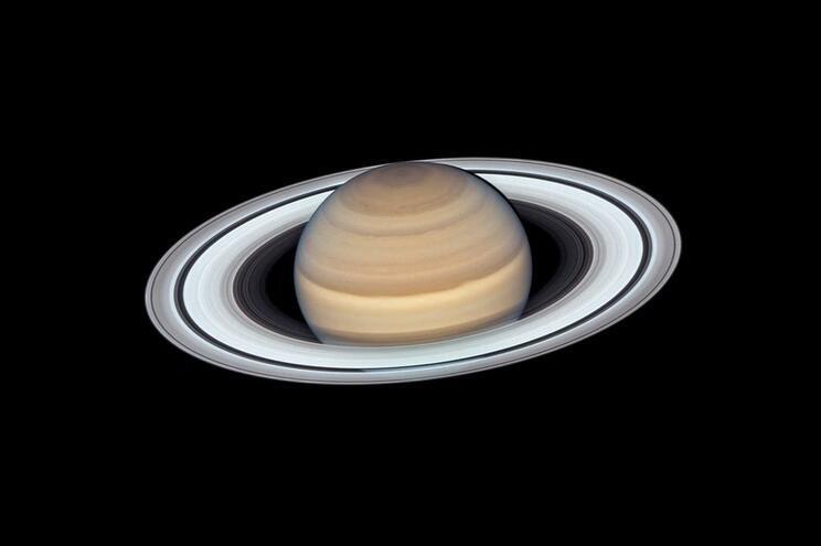 Descobertas 20 luas novas em redor do planeta Saturno