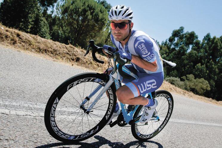 Samuel Caldeira treina desde os 14 anos na EN125