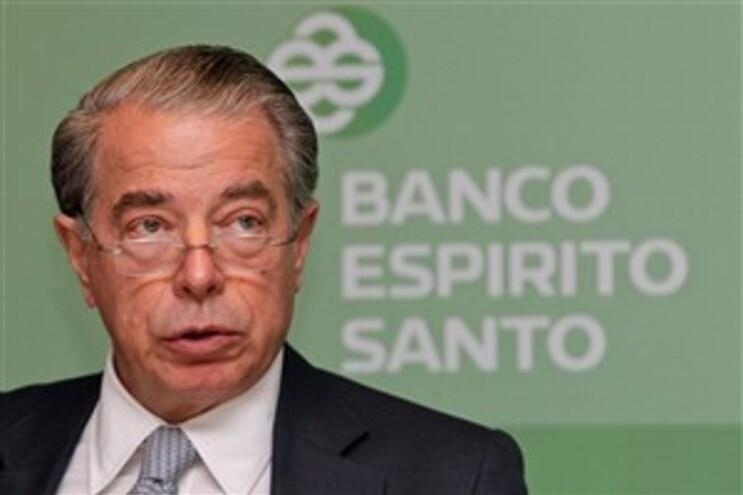 Ricardo Salgadoo, ex-presidente executivo do BES