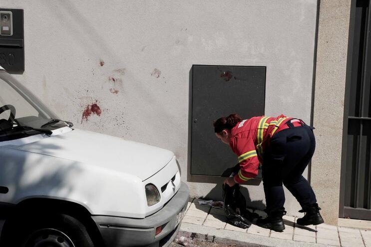 Tiroteio faz dois feridos graves em Gondomar