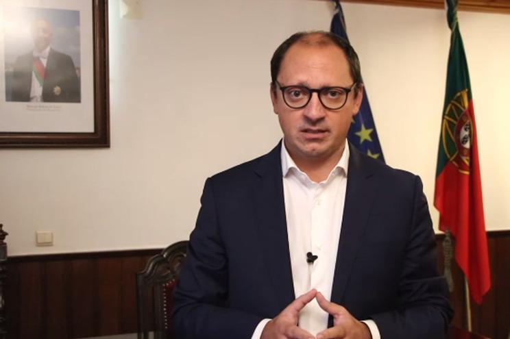 André Rijo, presidente da câmara de Arruda dos Vinhos
