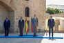 Cerimónia divide-se entre Badajoz e Elvas