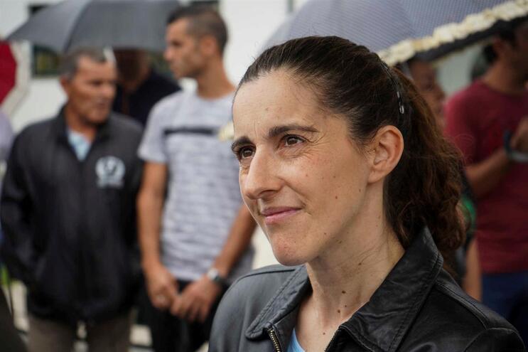 Cristina Tavares regressou à empresa após ter chegado a acordo