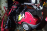Homem morre após despiste de carro contra árvore em Valença