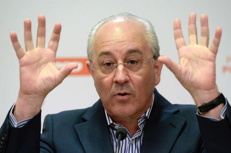 Rui Rio, presidente do Partido Social Democrata (PSD)