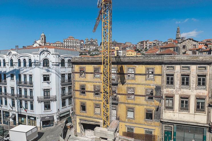 """Mercado residencial registou """"abrandamento"""" em abril"""