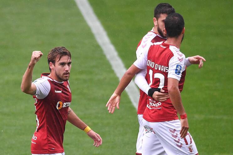 Sporting de Braga vence Marítimo e está perto da final four
