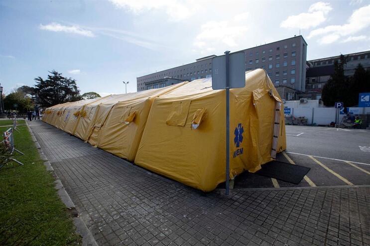 Doente estava internado no Hospital de São João