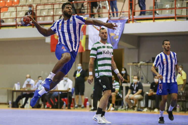 O F. C. Porto derrotou o Sporting e venceu o torneio de Viseu
